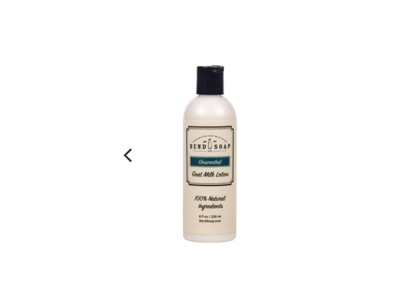 Bend Soap Company Goat Milk Lotion, 8 fl oz