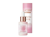 Lacura Healthy Glow Rose Oil Nourishing Face Oil - Image 2