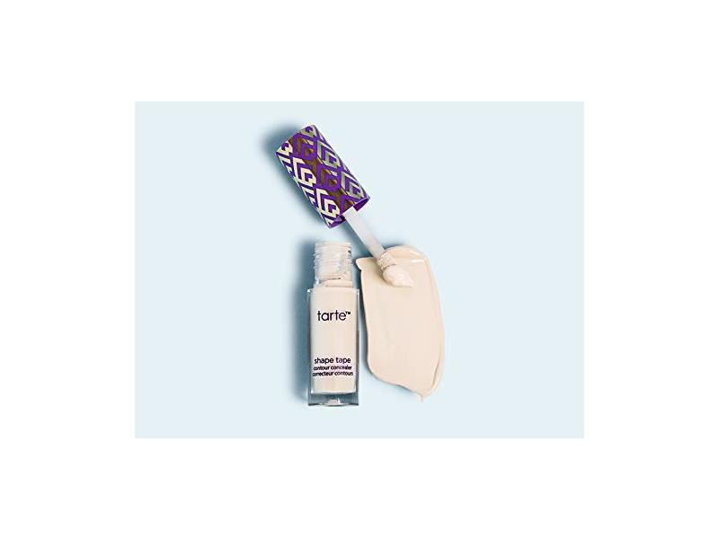 Tarte Shape Tape Concealer, Fair Neutral 12N, Travel Size Mini, 0.03 fl oz/1 mL