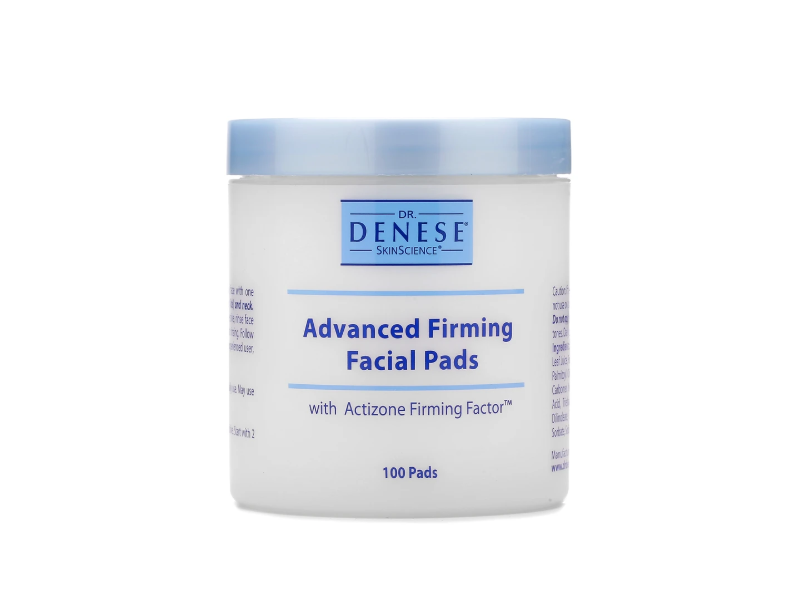Dr. Denese Advanced Firming Facial Pads, 100 ct