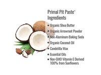 PRIMAL PIT PASTE All Natural Lavender Deodorant | 2 Ounce Jar - Image 4