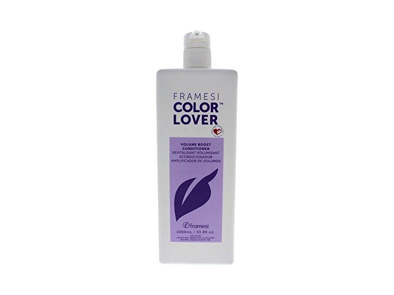 FRAMESI Color Lover Volume Boost Conditioner, Floral, 33.8 oz.
