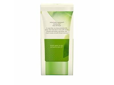 AVEENO Positively Radiant MaxGlow Peel Off Exfoliating Face Mask 2 oz - Image 9