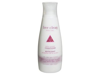 Live Clean Pink Fire Colour Protect Conditioner, 12 fl oz