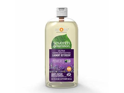 Seventh Generation Easy Dose Ultra Concentrated Laundry Detergent, Fresh Lavender, 23.1 oz/683 ml