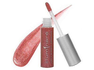 Illuminare Ultrashine Sheer Tinted Mineral Lip Gloss 8ml (Foxy 14)