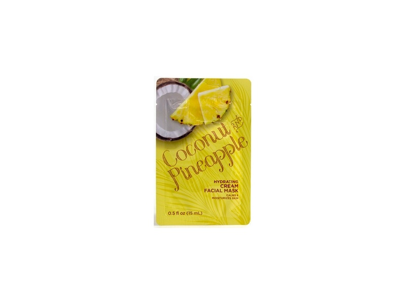 CVS Coconut and Pineapple Hydrating Cream Facial Mask