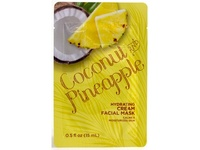 CVS Coconut and Pineapple Hydrating Cream Facial Mask - Image 2