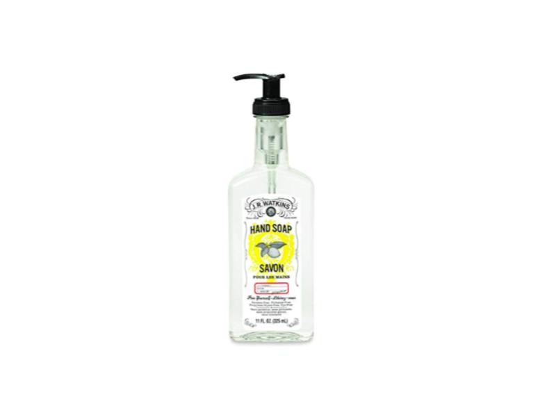 J.R. Watkins Liquid Hand Soap, Savon, 11 fl oz