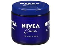 NIVEA Creme Body, Face & Hand Moisturizing Cream Jar - Image 2