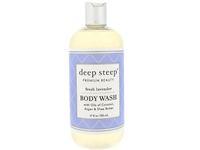 Deep Steep Body Wash, Fresh Lavender, 17 fl oz - Image 2