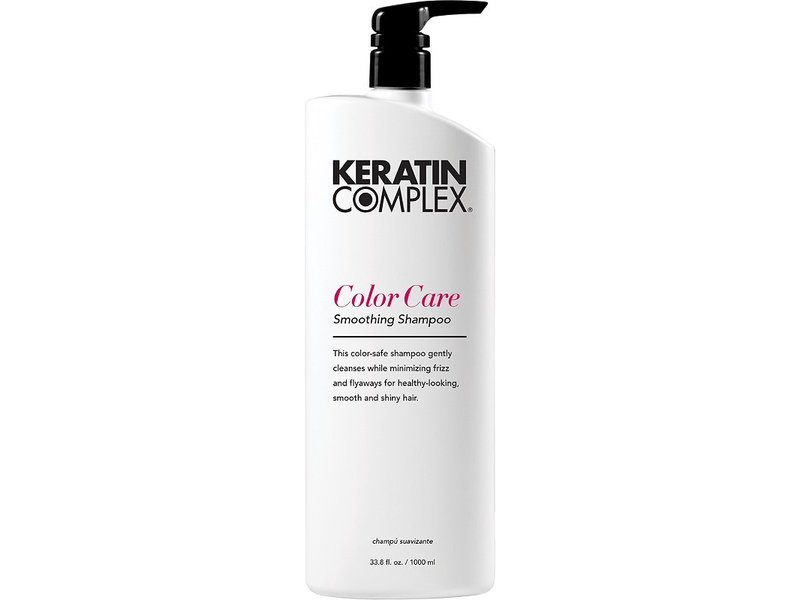 Keratin Complex Colorcare Smoothing Shampoo