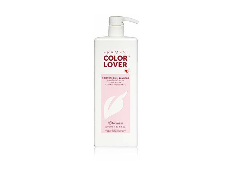 Framesi Color Lover Moisture Rich Shampoo, 33.8 fl oz
