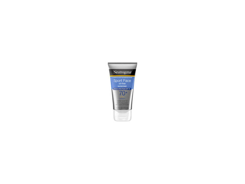 Neutrogena Sport Face Oil-free Lotion Sunscreen