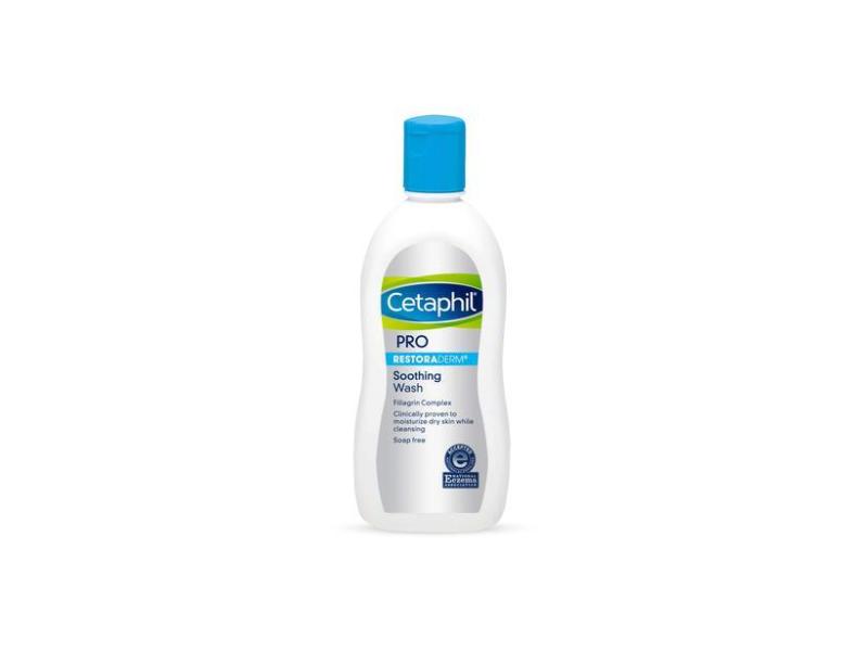 Cetaphil Pro Restoraderm Soothing Wash, 10 fl oz