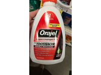 Orajel Analgesic & Astringent Rinse, Soothing Mint, 16 fl oz (Pack of 6) - Image 3