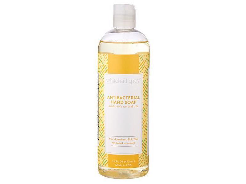 Whitehall Grey Antibacterial Hand Soap, 32 fl oz