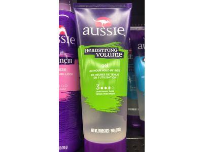 Aussie Headstrong Volume Gel, 7 Oz - Image 4
