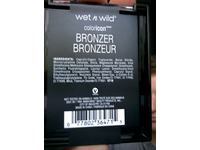 wet ;n wild Color Icon Bronzer, What Shady Beaches, .38 oz - Image 4