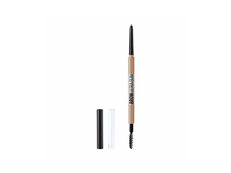 Maybelline New York Brow ultra slim defining eyebrow pencil, 248 Light Blonde, 0.003 oz
