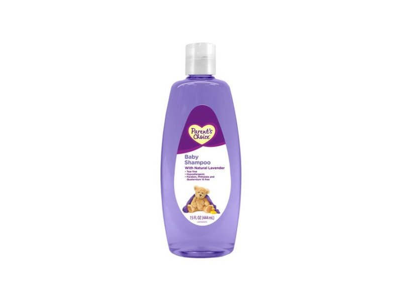 Parent's Choice Baby Shampoo with Natural Lavender, 15 fl oz