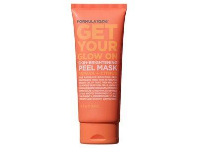 Formula 10.0.6 Get Your Glow On Skin-Brightening Peel Mask