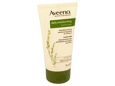 Aveeno Intensive Relief Hand Cream with Oatmeal, 75ml - Image 3