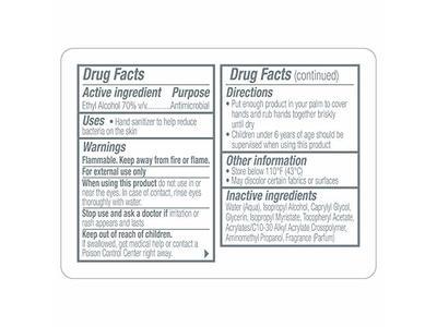 PURELL Advanced Hand Sanitizer Gel, Refreshing Fragrance, 1 fl oz (Pack of 36) - Image 7
