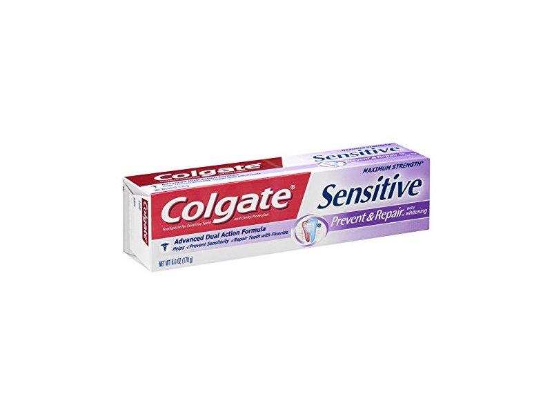 Colgate Sensitive Toothpaste Prevent Repair, 6 Oz