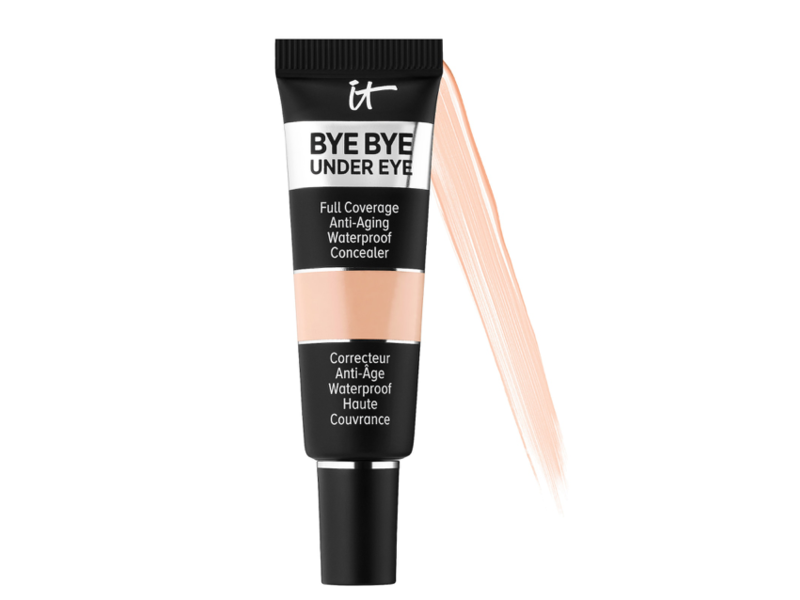 IT COSMETICS Bye Bye Under Eye Full Coverage Anti-Aging Waterproof Concealer, 12.5 Light Golden, .4 oz