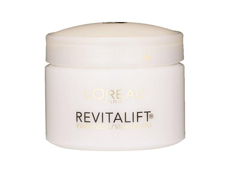 L'Oréal Paris Revitalift Anti-Wrinkle + Firming Night Cream Anti-Aging Pro Retinol, 50%, 2.55 oz.