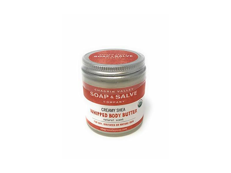 Chagrin Valley, Whipped Shea Natural Scent, 4 Ounce
