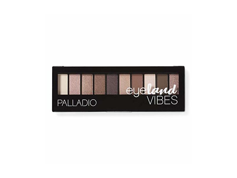 Palladio Eyeland Vibes Eyeshadow Palette, Horizon