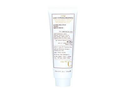 VMV Hypoallergenics Superskin Hydra Balance Smart Moisturiser for Combination Skin, 4 Fluid Ounce