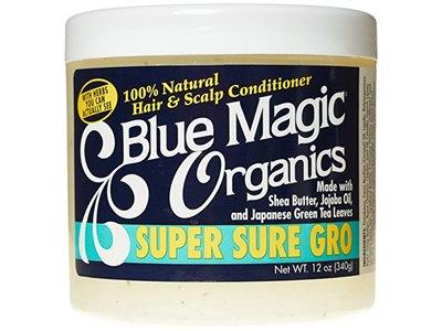 Blue Magic Organics Super Sure Gro Conditioner, 12 oz