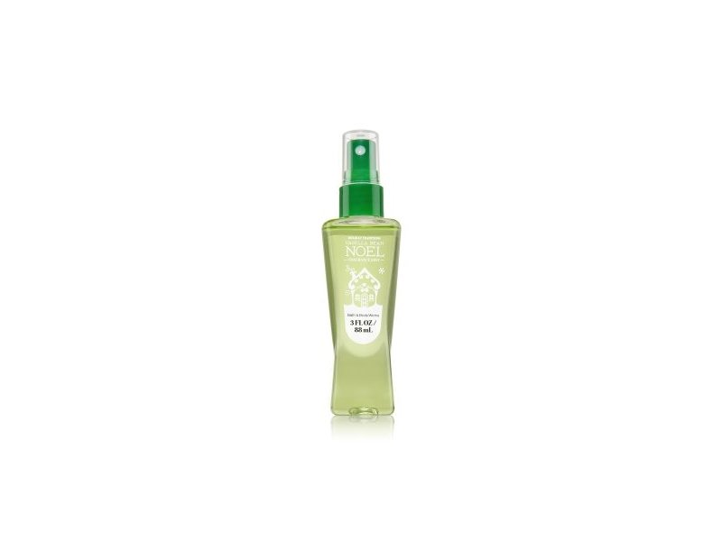 Bath & Body Works Signature Collection Travel-size Fragrance Mist Vanilla Bean Noel, 3 oz