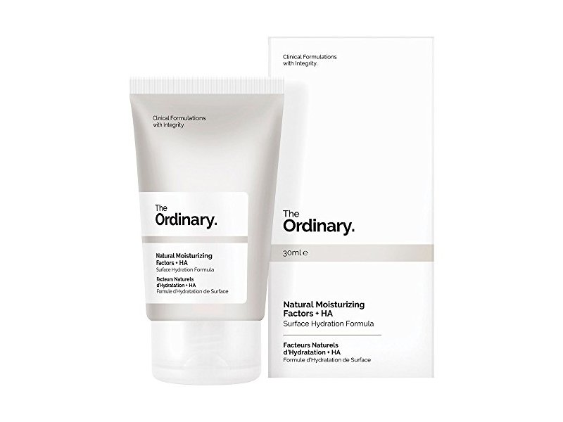 The Ordinary Natural Moisturizing Factors + HA, 30 ml