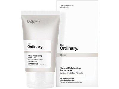 The Ordinary Natural Moisturizing Factors + HA, 30 ml