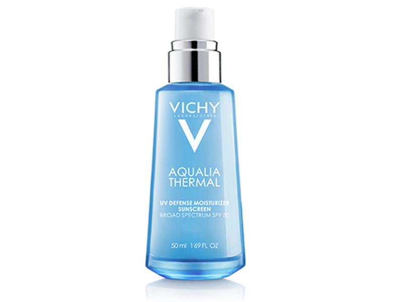 Vichy Aqualia Thermal UV Defense Moisturizer Sunscreen, SPF 30, 1.69 fl oz / 50 ml