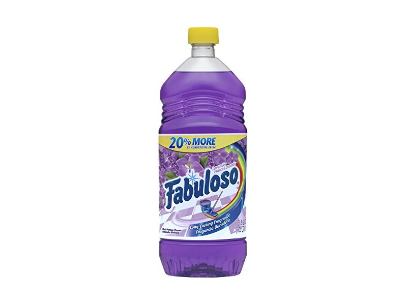 Fabuloso All Purpose Cleaner, Lavender, 33.8 Ounce