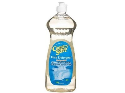Country Save Liquid Dish Detergent, 32-Ounce Bottles - Image 1