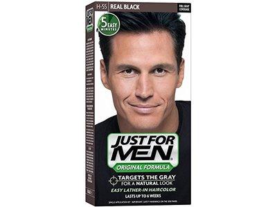 Just For Men Original Formula, Real Black