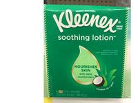 Kleenex Soothing Lotion Facial Tissues with Aloe & Vitamin E, 65 Ct - Image 3