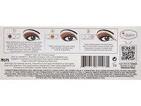 theBalm SmokeBalm Vol. 4 Foiled Eyeshadow Palette - Image 4