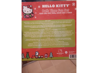 Hello Kitty Bath Time Fun Set, Cotton Candy Scented - Image 3