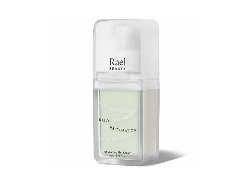 Rael Daily Restoration Lightweight Nourishing Gel Cream, 1.69 fl oz/50 mL