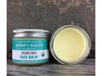 Chagrin Valley Soap & Salve Company Creamy Shea Hair Balm, 2 oz - Image 2
