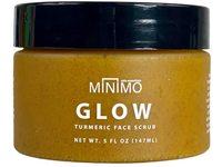 Minimo Glow Turmeric Face Scrub, 5 fl oz/147 mL - Image 2