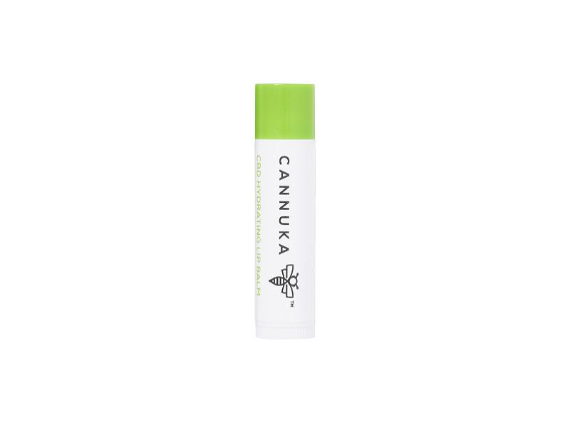 Cannuka CBD Hydrating Lip Balm, 0.15 oz