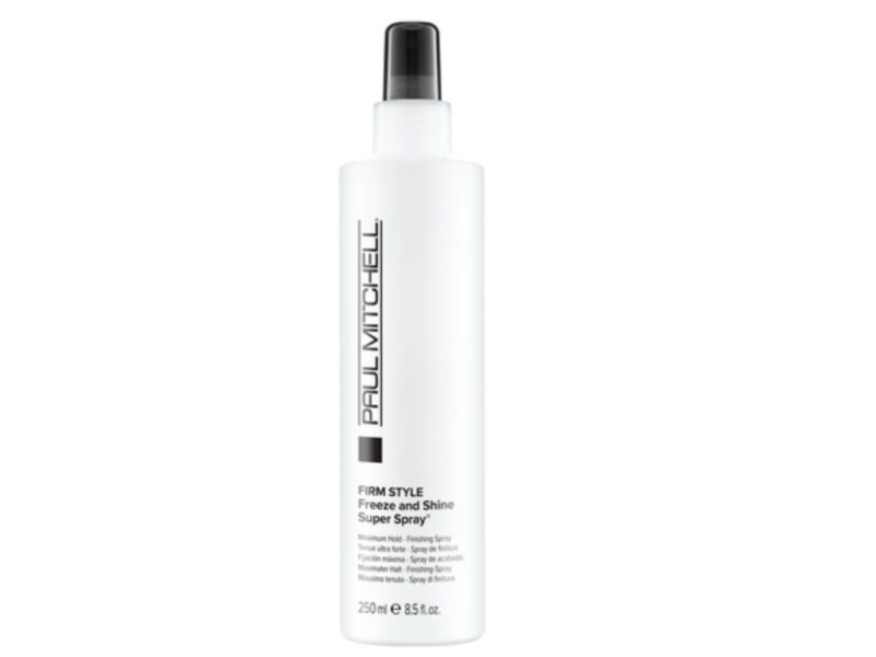 Paul Mitchell Firm Style Freeze & Shine Super Spray, 3.4 oz